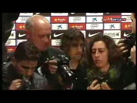 Carles Puyol anuncia que dejará el FC Barcelona al final de la temporada 2013/14