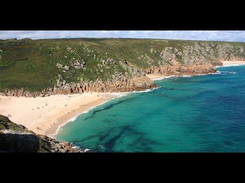 Porthcurno Beach Travel Guide - Cornwall United Kingdom - DEJPOST TV - My Free Haven