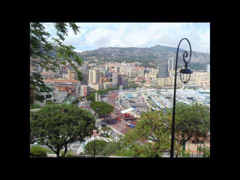 Trip To France , Monaco , Antibes 2015 Yacht With Helipad!