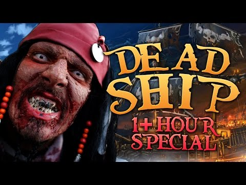 Dead Ship Zombies ★ 1 HOUR SPECIAL ★ Call of Duty
