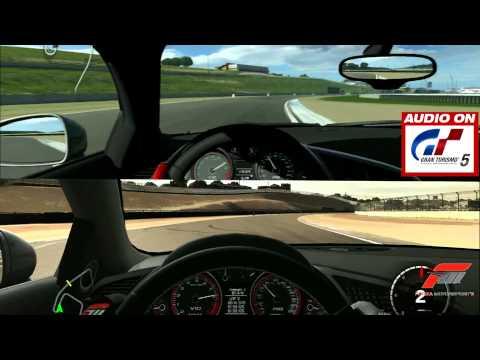 Forza 3 vs GT5