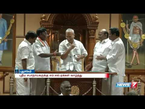 Puducherry Govt will accept opposition party's suggesstion: Narayanasamy   News7 Tamil