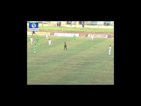 Nigeria's Golden Eaglets Stun Congo DR 5-0 In U-17 Qualifier Pt 2