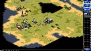 Red Alert 2 MCV Rush Tactic