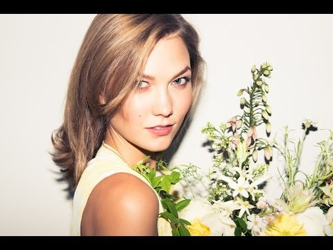 KARLIE KLOSS on her work-out of choice, beauty routine & her first-ever fashion splurge