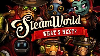 Dev Update: The Next SteamWorld Game - According to YOU! | The Engine Room #31