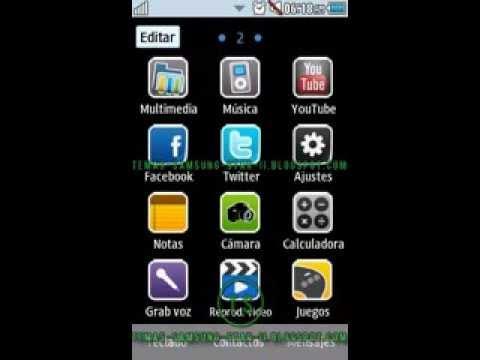 samsung star 2 gt-s5260, temas para samsung star 2 gt-s5260 mobile9