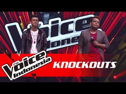 Download Matthew vs Daniel   Knockouts   The Voice Indonesia GTV 2018 Mp4 baru