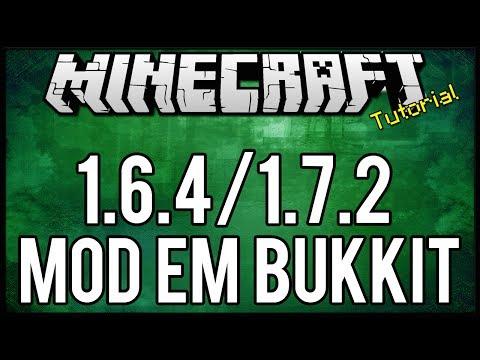 [Tutorial]Criação de Server com MOD em Bukkit - 1.6.4/1.7.2 Minecraft