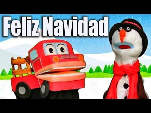Feliz Navidad Con Barney El Camión - Canciones Educativas Para Niños video