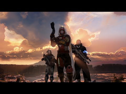 Official Destiny - Launch Gameplay Trailer [UK]