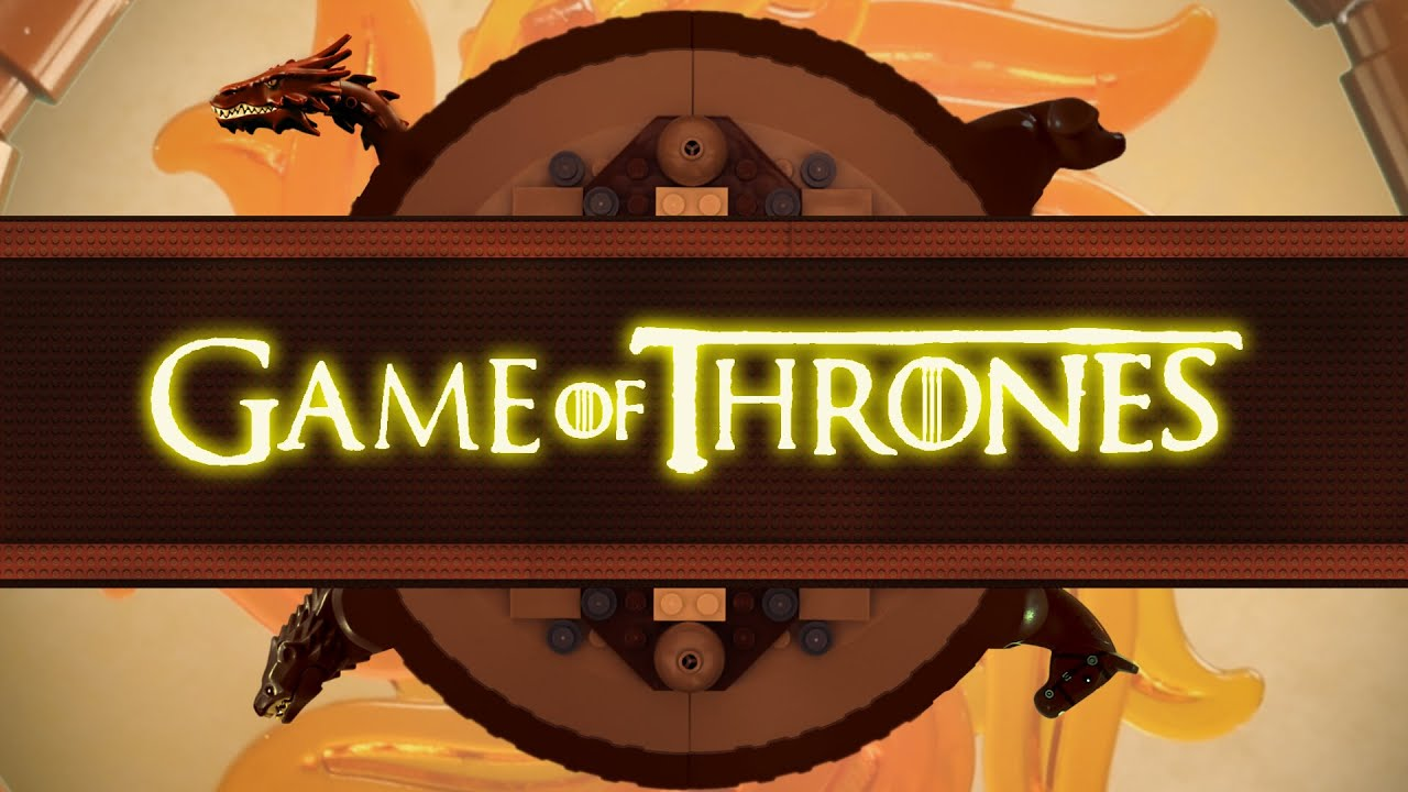 [This Lego Game Of Thrones Intro Must Have Taken Forever] Video