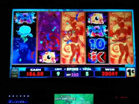 aftershock slot machine youtube winners at winstar