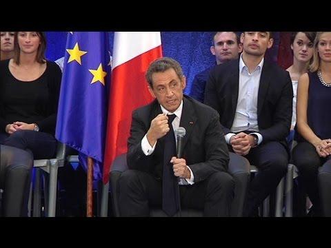 Sarkozy à Toulouse: