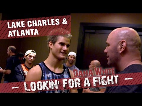 Dana White: Looking for a Fight