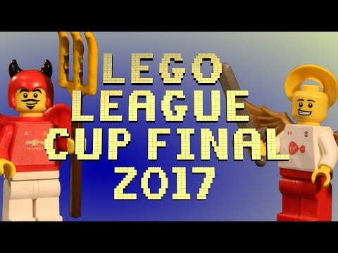LEGO League Cup Final 2017 (Man Utd vs Southampton)