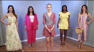 Celebrity Lifestyle Journalist Emily Foley Previews Must-Have Spring Trends