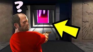 The Secret Door inside Mount Chiliad UNLOCKED !