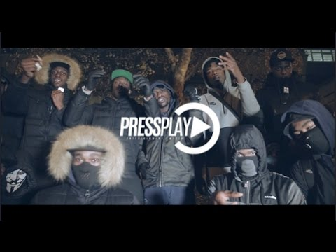 Kash X Zilla X Bradz #Tottenham - Just Got Started #Bwf #Ofb (Music Video) @itspressplayent #1