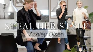 Steal her style: Ashley Olsen | Use what you have