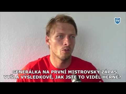 MOL Cup: Dolní Benešov - Baník 0:3. Rozhovor s Tomášem Mičolou.