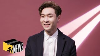Lay Zhang Reveals His Favorite Pokémon Life Motto More In Dive In Mtv News