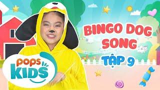 Mầm Chồi Lá Dance Tập 9 - Bingo Dog Song - Nhạc Thiếu Nhi Tiếng Anh |English Kids Songs