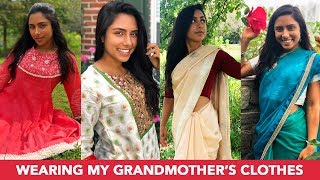 I Dressed Like My Indian Grandmother For A Week