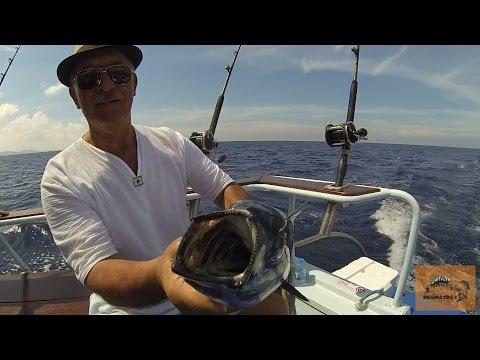 рыбалка на острове рача