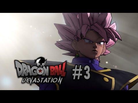 DRAGON BALL DEVASTAT10N - (EPISODE 3) +  Episode 4 PREVIEW