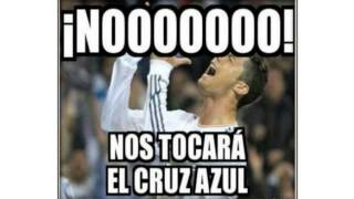 Real Madrid vs Cruz Azul - MIra los MEMES!