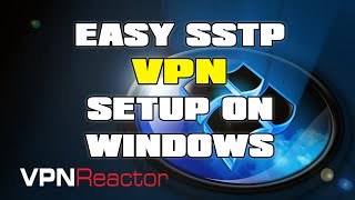 SSTP VPN setup tutorial on Windows 7