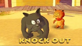 Tom and Jerry Movie Game For Kids ✦ animated game movies ✦ Puppy Big Dog