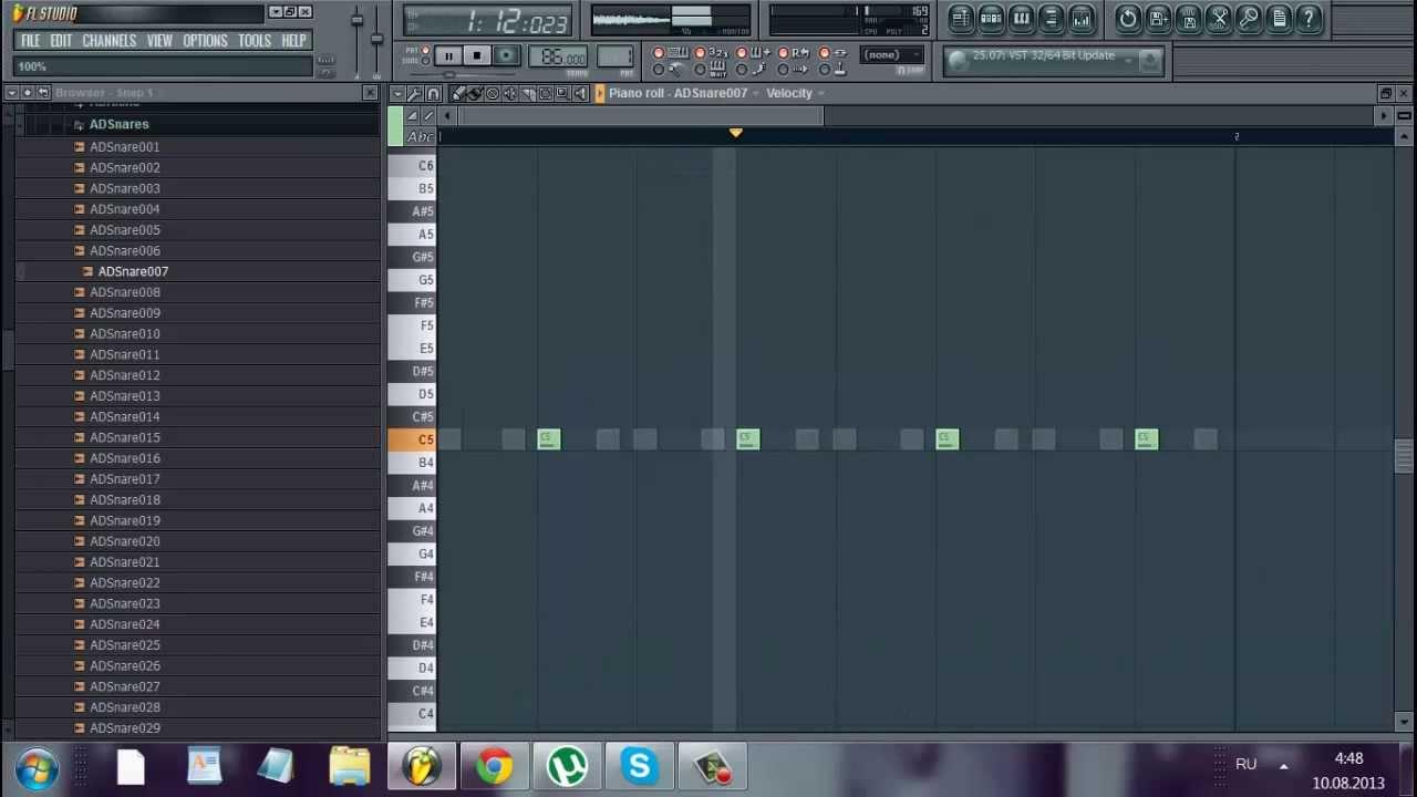 Видеоурок fl studio 9 как создать качёвый бит - Видео уроки по органической химиии.
