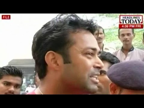 Cricketer Atul Sharma accussed of threatening to kill Leander Paes and daughter