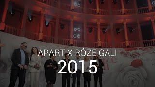 Róże Gali 2015