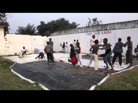 Kinshasa Judo Club Kauka
