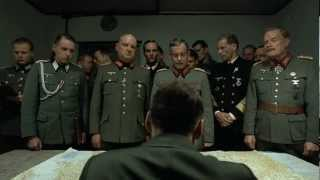 Adolf Hitler Going Crazy Actual Scene Eng Sub HD