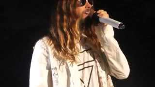 30 Seconds to Mars Video - 30 Seconds To Mars King and Queens en Lima Peru