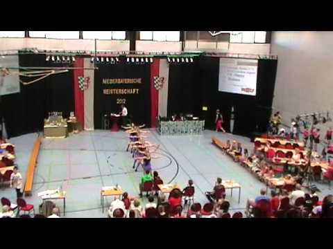 Happy Shakers - Niederbayerische Meisterschaft 2012