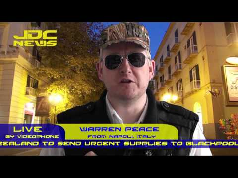 Libya - Warren Peace Reporting - part 3 (JDC News ep1-018)