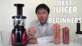 Best All Purpose Juicer for Beginners