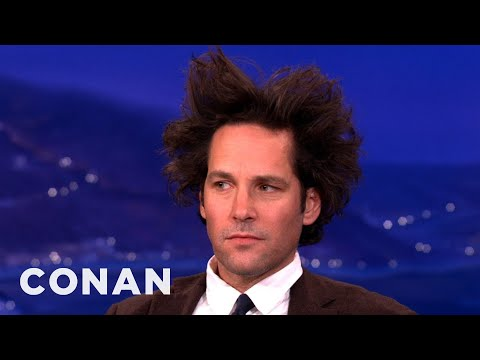 Paul Rudd Is Prepping For