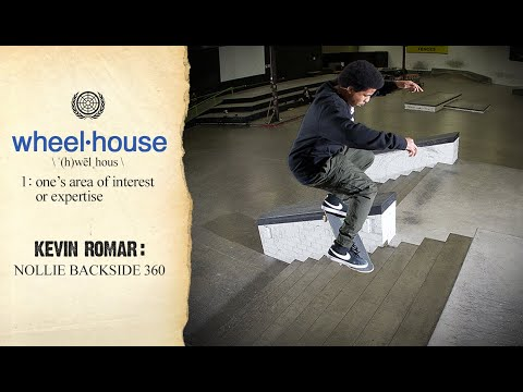 Kevin Romar And His Famous Nollie Backside 360 | Wheelhouse