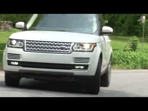 2013 Range Rover - Drive Time Review with Steve Hammes