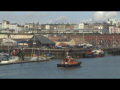Calls For Royal Navy To Patrol UK Coastline For Migrants