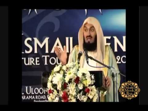 ARROGANCE AND PRIDE - DISEASE OF THE HEART - Mufti Ismail Ibn Musa Menk - YouTube.mp4