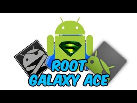 Rootear   Permisos SuperUsuario en el Galaxy Ace // S5830-L-B-M-I-C