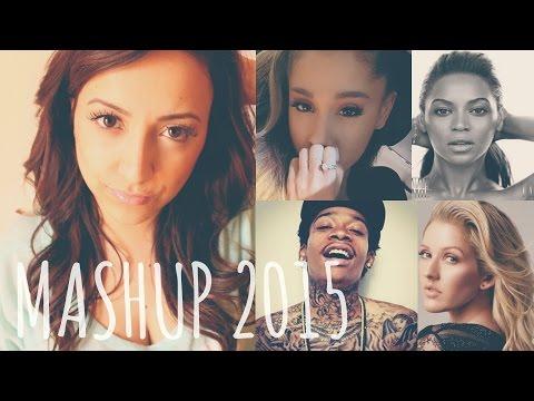 MASHUP VIDEO | Ariana Grande, Wiz Khalifa, Ellie Goulding, Beyoncè
