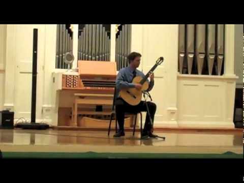 Philip Logan plays Elegie by Johann Kaspar Mertz